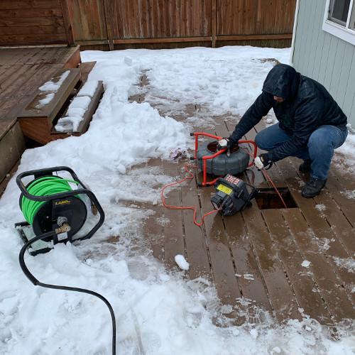 Sewer Installs & Repairs