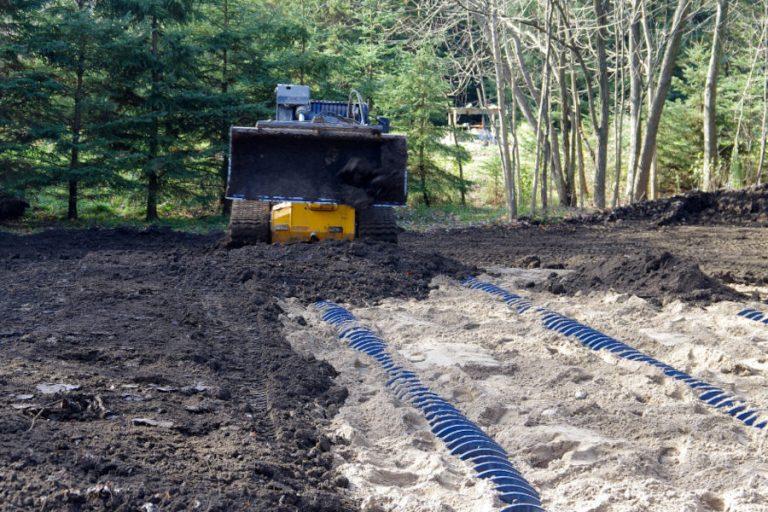 drain field restoration